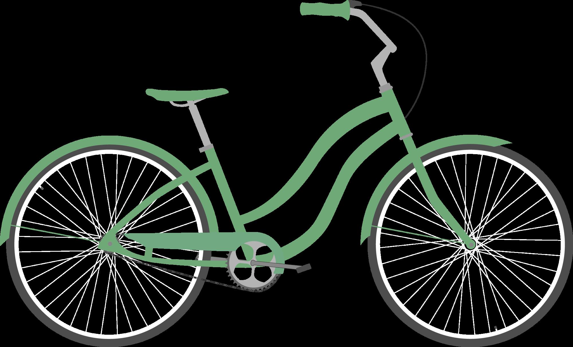 bike_OC green