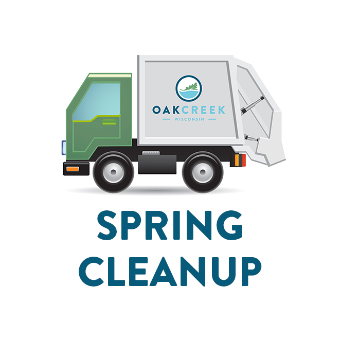 Spring Cleanup Begins May 15