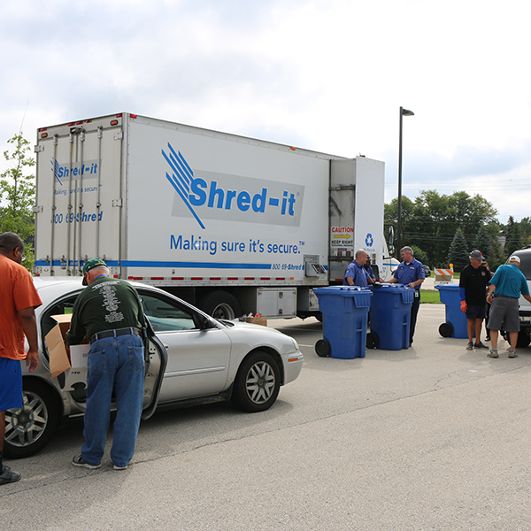Shred Day and Electronics Recycling Event