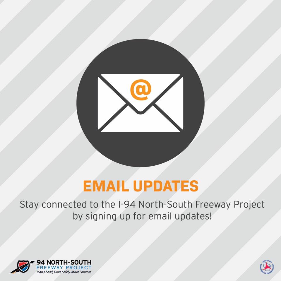 I-94 Expansion Project Email Updates