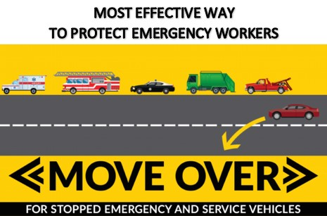 Move Over for Emergency Workers