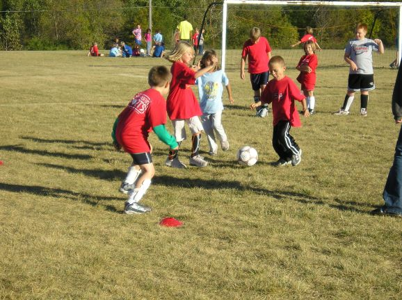 Registration Youth Soccer opens soon!