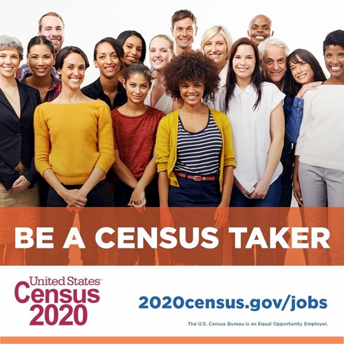 2020 U.S. Census Jobs