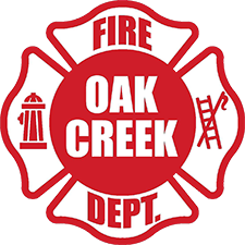 Oak Creek Firefighter Recognized