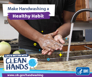 Life is better with clean hands