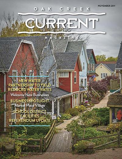 Current Magazine City Of Oak Creek