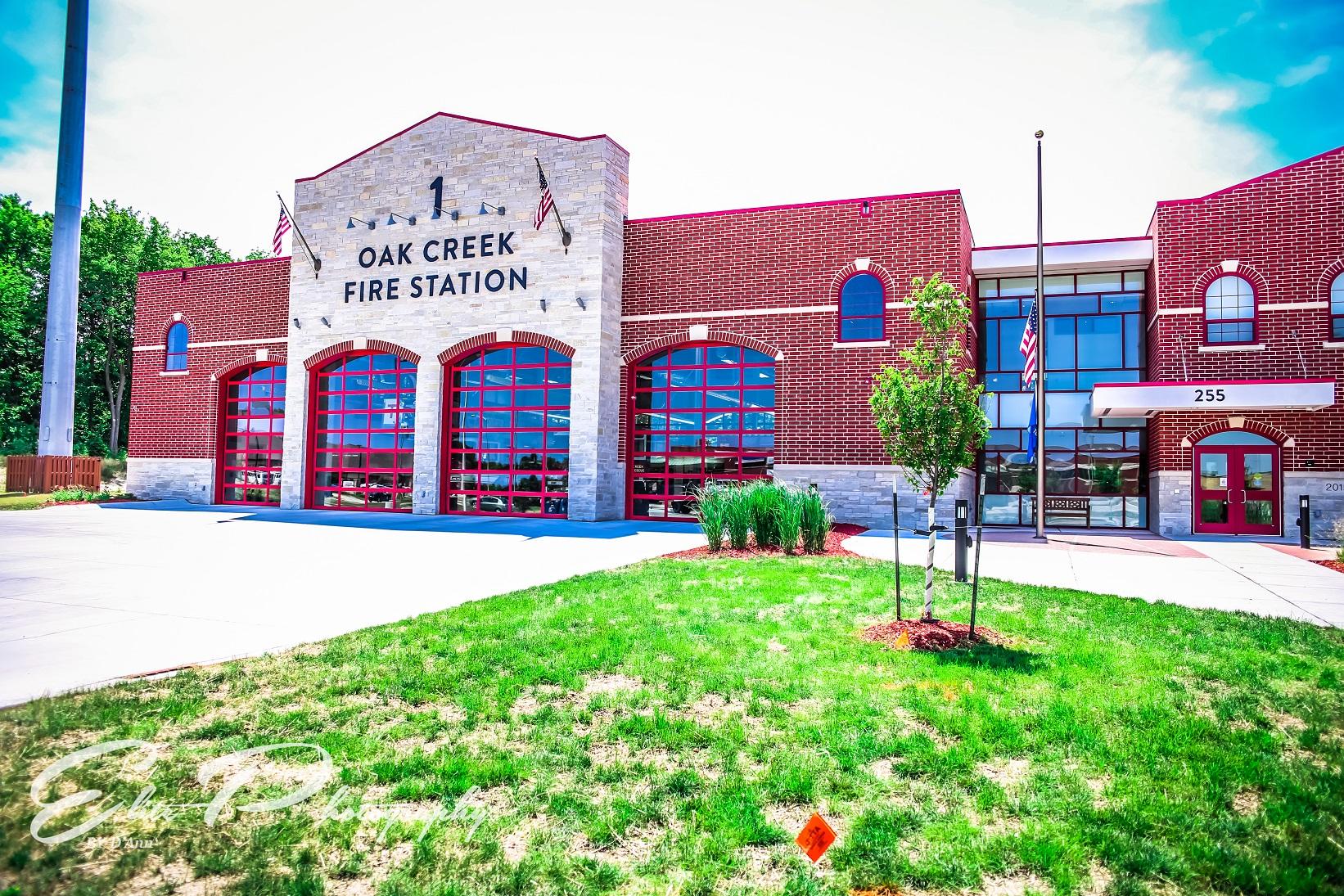 Fire Stations City Of Oak Creek