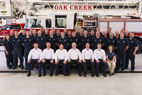 2018 Fire Department Picture